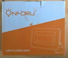 Onforu 50W LED Floodlights Outdoor