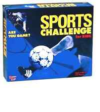 Sports Challenge for Kids Are You Game? FREE SHIPPING & TRACKING CONT US