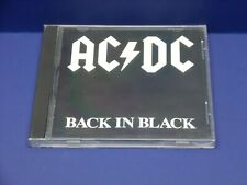 AC/DC-Back In Black Early U.S. Pressing (Metal, Classic Rock)