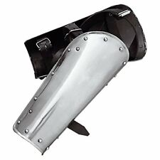 LARP Armor Metal Greaves Armor Warrior Knight Medieval