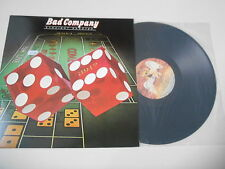 LP ROCK BAD COMPANY-Straight Shooter (8) canzone Swan Song Canada
