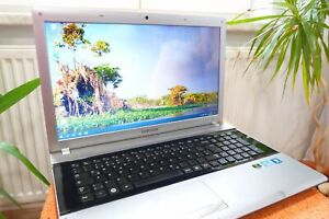 Samsung Rv720 l XL EXTRAS I 17 Zoll HDP l Windows 10 l 6GB RAM l GeForce l 500GB