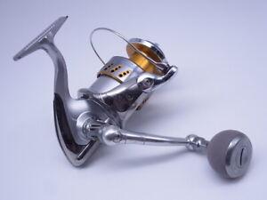 2008 Shimano Stella SW 8000HG Spinning Reel Made In Japan VG+ Right Retrieve