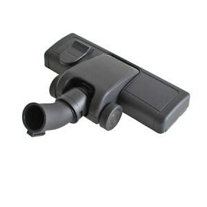 Universal 35mm Vacuum Cleaner Brush Head Tool Replacement For Floor Carpet Black