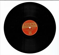 """JOE LOSS And The Angels Sing / Our Love 78rpm 10"""" Single Regal Zonophone MR3073"""