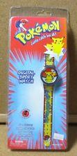 Pokemon Vintage 1999 Trainer Ball Logo Pikachu Watch New Genuine Nintendo PG1335