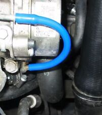 Saab 9-3 1.9 Tid Vacuum Pipe Replacement Blue Or Black Silicone Hose