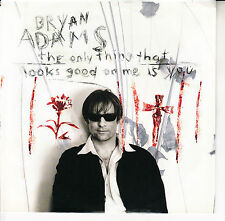 BRYAN ADAMS  The Only Thing That Looks Good On Me Is You PICTURE SLEEVE 45 RARE!
