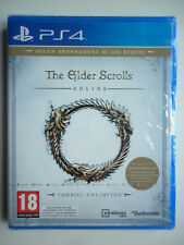 The Elder Scrolls Online Tamriel Unlimited Jeu Vidéo PS4 Playstation 4