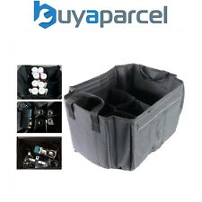 Makita MAKPAC Canvas Organiser for Makpac Case Systainer - Batteries Cartridge