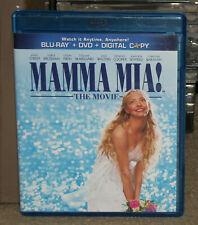 Mamma Mia Blu-ray + DVD