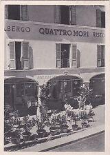 MONGHIDORO (Bologna) - Albergo Ristorante Quattro Mori 1952