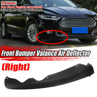 Air Dam Deflector Valance Front Right Passenger Side For Ford Fusion