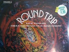 Sadao Watanabe/Chick Corea/ Round Trip 1974 Jazz LP Record Rare NEW