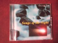 NATURE INSIDE- SONGS OF THE NIGHT (NEW AGE, 1999) CD.