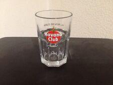Havana Club bretelles Messieurs vêtements verre verres gastronomique bar nouveau