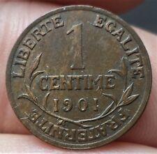 TRES BEAU 1 CENTIME DUPUIS 1901