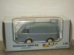 Renault 1000KG - Macadam 1:43 in Box *40729