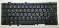 Genuine Dell Latitude 5289 7280 5280 7380 Laptop US Non-Backlit Keyboard GDRR0