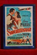 THE SWORDSMAN DVD Larry Parks, Ellen Drew LIKE NEW - All Region