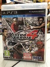 Virtua Tennis 4 UK PS3 USATO GARANTITO
