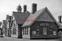 PHOTO  BEXHILL WEST RAILWAY STATION SUSSEX 1962 SE&C TERMINUS OF BRANCH FROM CRO