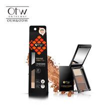 OTW Eyebrow Powder Eye Brow Palette Cosmetic Shadow Enhancer With Brush & Mirror