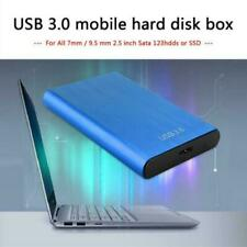 2TB USB 3.0 Portable External Hard Drive Ultra Slim SATA Storage Device Case YK