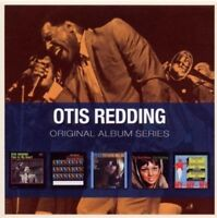 Otis Redding - Original Album Series: Nuovo 5 X CD
