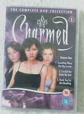 48411 DVD - Charmed Season One Episodes 1-3 [NEW & SEALED]  2007