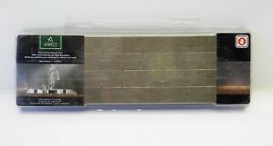 """Aspect Peel & Stick Matted Tiles Mini Subway Stainless 12"""" x 4"""" 3 Tile Sections"""