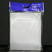 BRAND NEW Premium 100 CPP Clear Plastic CD DVD Sleeve with Flap 100 Microns