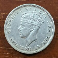 1940 AU Newfoundland Canada Ten 10 Cents Silver Dime Coin Lot D72