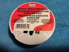 OATEY 42084 ABS NO-CALK FIBERGLASS SHOWER BASE DRAIN HEAVY STAINLESS STEEL STRAI