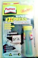 PATTEX EXPRESS SPECIALE METALLO 48GR EXTRAFORTE SIGILLA RICOSTRUISCE INCOLLA NEW