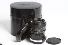 Canon Lens FD  TS 35mm  2.8  S.S.C.