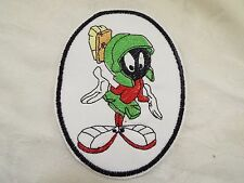 """MARVIN the MARTIAN 5"""" Embroidery Iron-on Custom Patch (E6)"""
