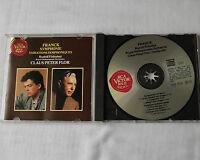 C.-P.FLOR-FIRKUSNY /FRANCK Symphonie-Variations symphoniques GERMANY CD RCA(1990