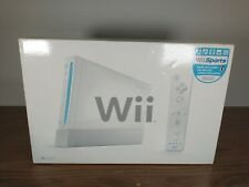 Tested Nintendo Wii Sports White RVL-001 Console Bundle W/ Box Complete System