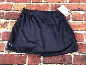 Under Armour Lacrosse mesh Skirt Kilt Women's Medium baby blue North Carolina