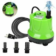 Submersible Outdoor Water Pump, 100W 4000 L/H