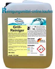 10L Liter Grillreiniger Profi Öl Fettlöser Gastronomiereiniger Reinigungsmittel