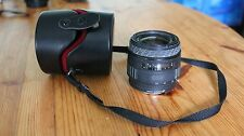 sigma zoom lens