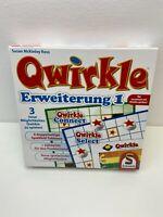Qwirkle 1. Erweiterung von Schmidt Spiel des Jahres 2011 in OVP Gesellschafts