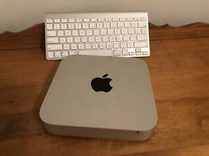 Apple Mac mini A1347 Desktop - (October, 2012) i7, 16GB RAM, 256GB SSD + 1TB HDD