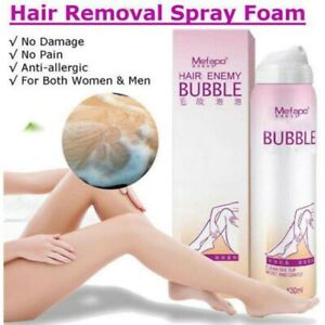 Mefapo Hair Enemy Bubble Hair Removal.Moist And Gentle 98 ml.