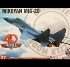 1/152 Scale 4D Assembled MIG-29 fighter Aircraft series Plastic Model Kit DIY