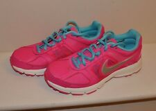 New Nike 'Relentless 3' Girls Pink Trainers - Size UK 4