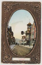 Surrey postcard - Guildford, High Street - P/U 1909