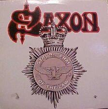 Saxon Strong Arm Of The Law European Lp